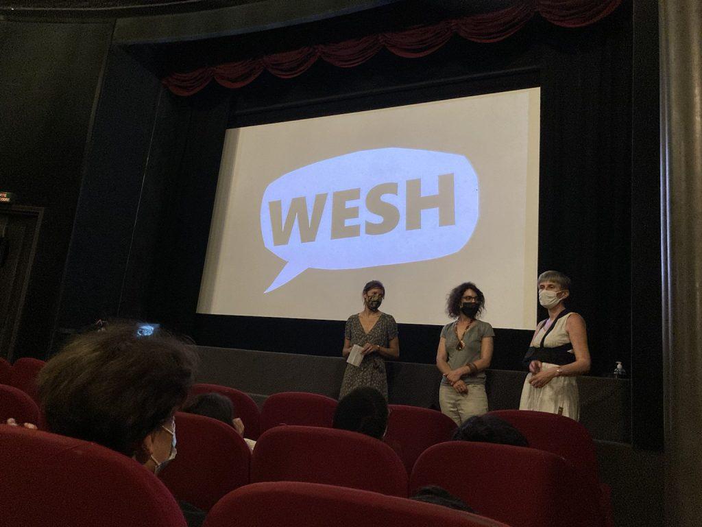Photo restitution du film Wesh